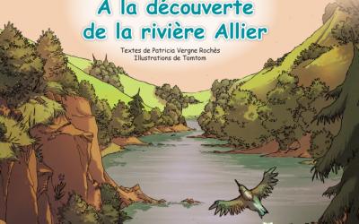 Nouveau livre : A la découverte de la rivière Allier