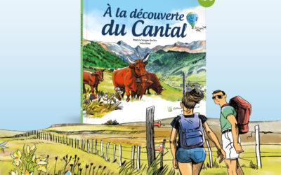 Sortie du dernier album «À la découverte du Cantal»